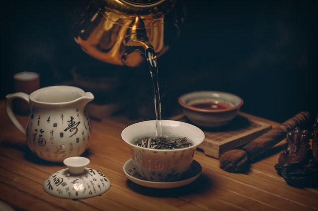 Madrid's exotic tea secrets