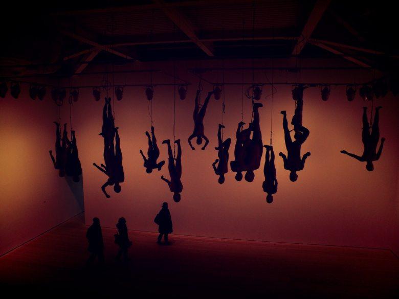 mini-exhibition in Madrid