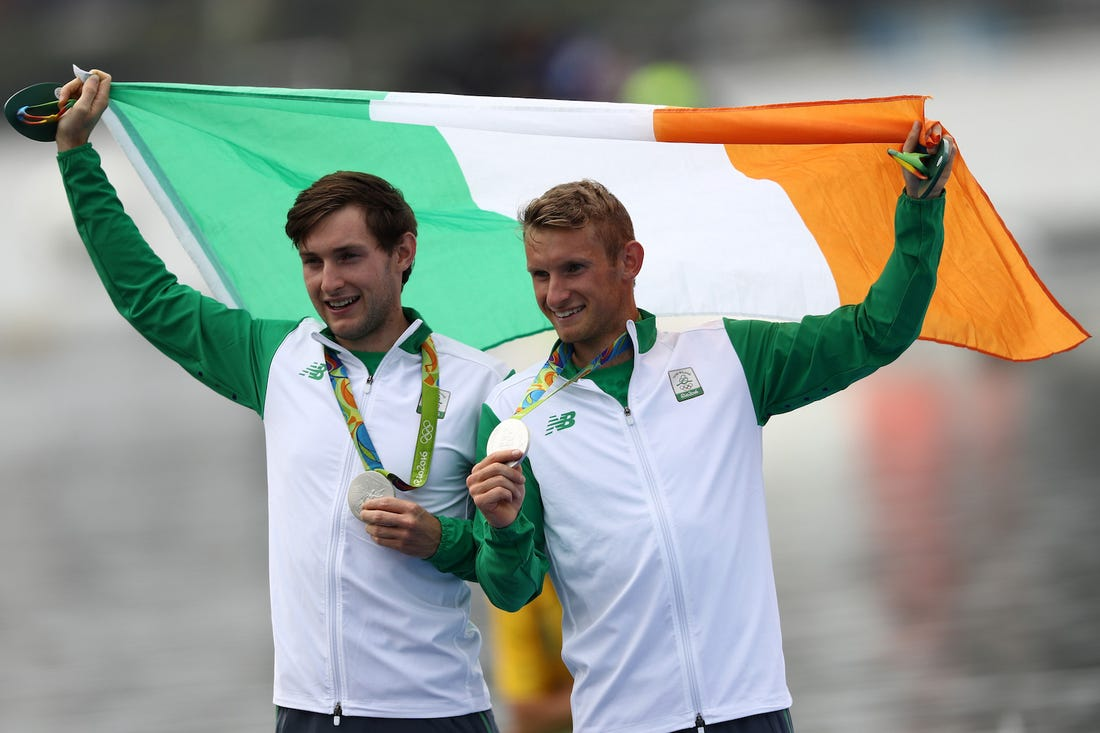 Peter O'Connor's Silver Medal