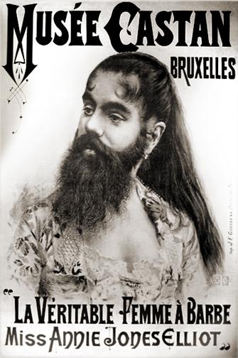 Beard history