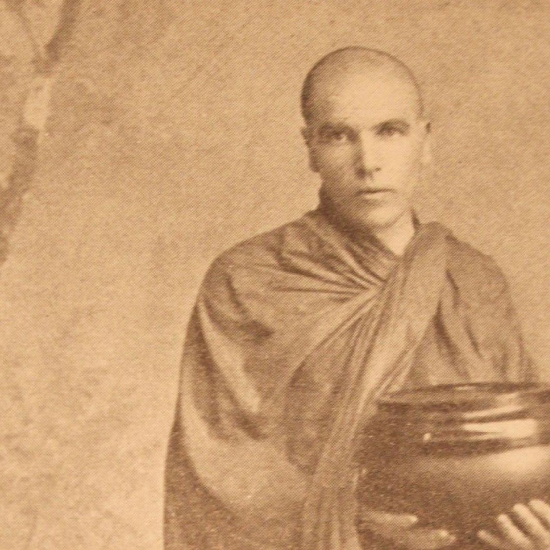 Laurence Carroll: The West's First-Ever Buddhist